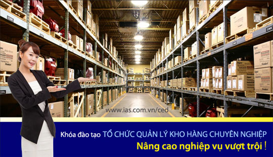 Khoa Dao Tao To Chuc Quan Ly Kho Hang Chuyen Nghiep